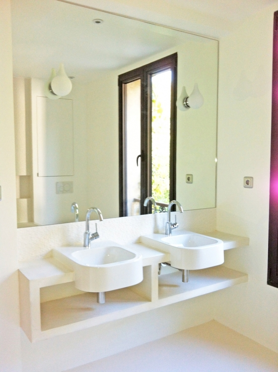 cration rnovation de salle de bain design cls en mains